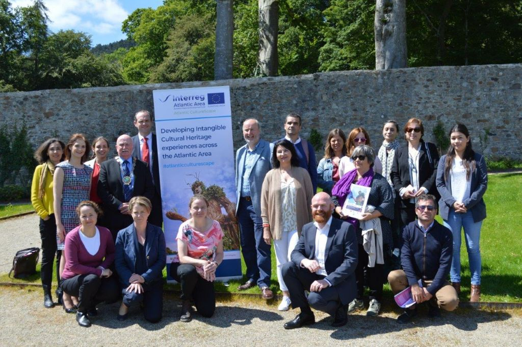 Newry, Mourne and Down District Council Announces Atlantic CultureScape Participation