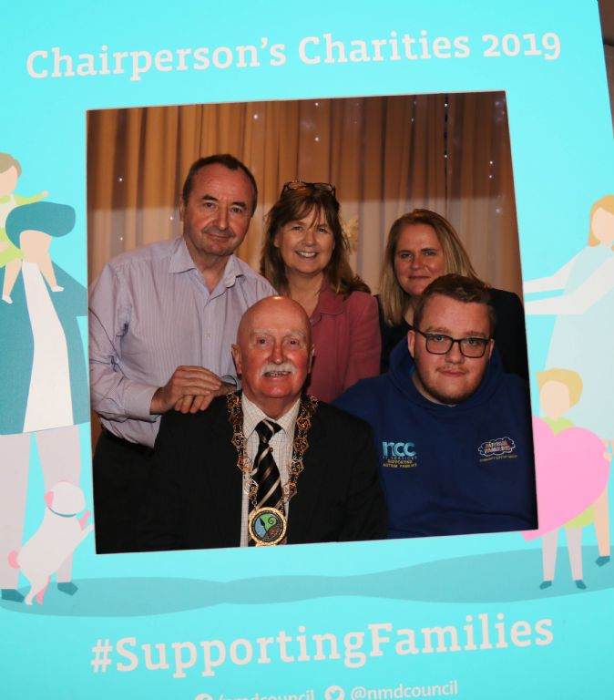 Chairperson Hosts Christmas Reception to Acknowledge Local Charities