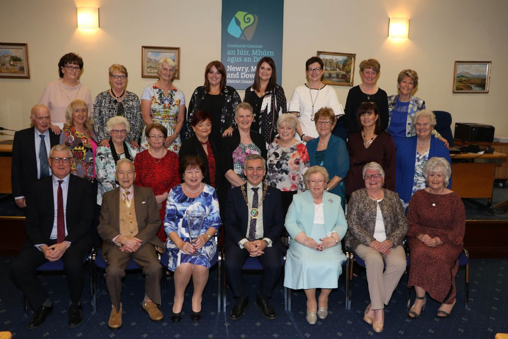 Council Chairman Hosts a Reception to Celebrate 40 Years of Warrenpoint Feis