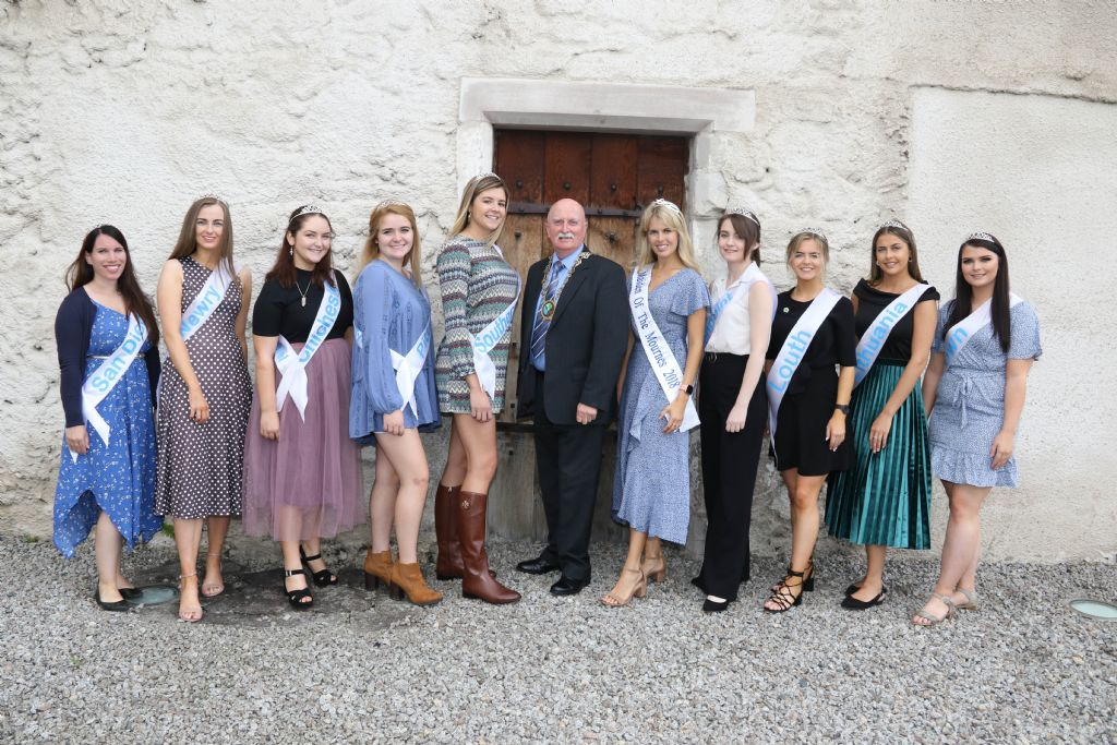 photo 1 maidens of mourne 2019 visit bagenals castle