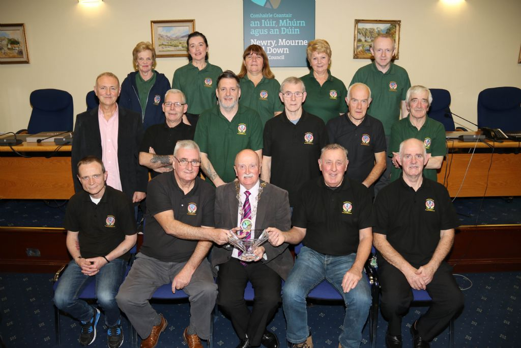 Council Recognises Work of Local Community Group