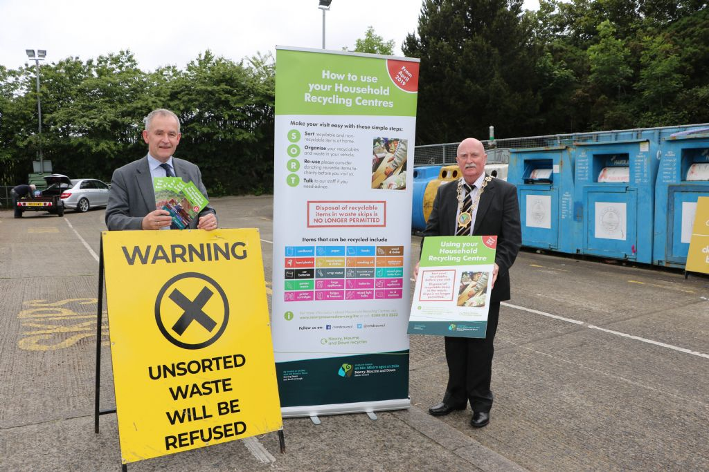 Residents Urged to Sort their Waste