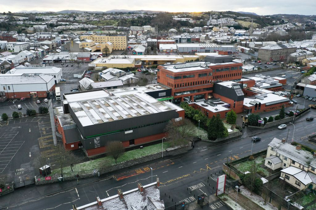 Council Sale of Former Newry Sports Centre to Southern Regional College for Planned Campus Expansion