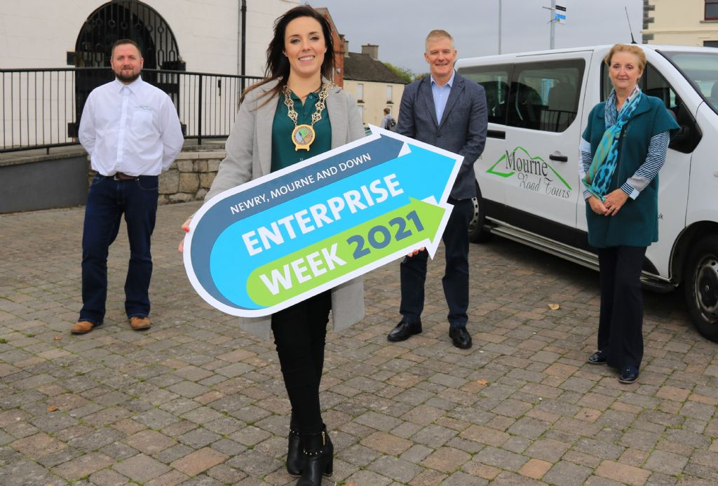 Council Chairperson Launches NMD Enterprise Week 2021