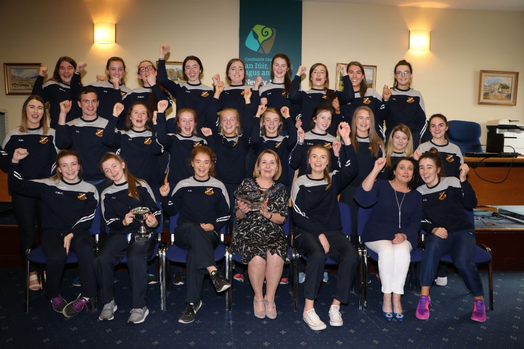 Chairperson Marks Success of U20 Ulster Gaelic Competition