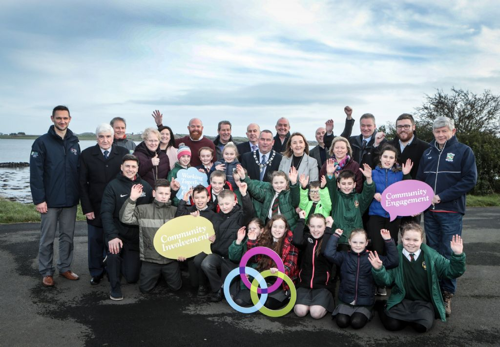 New Play Park Provision for Communities in Hilltown and Kilclief