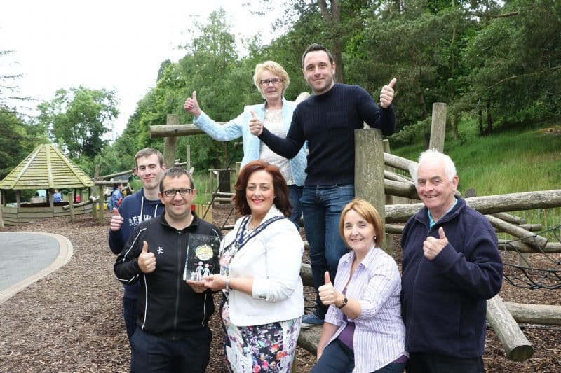 Slieve Gullion Forest Park Scoops Top Award
