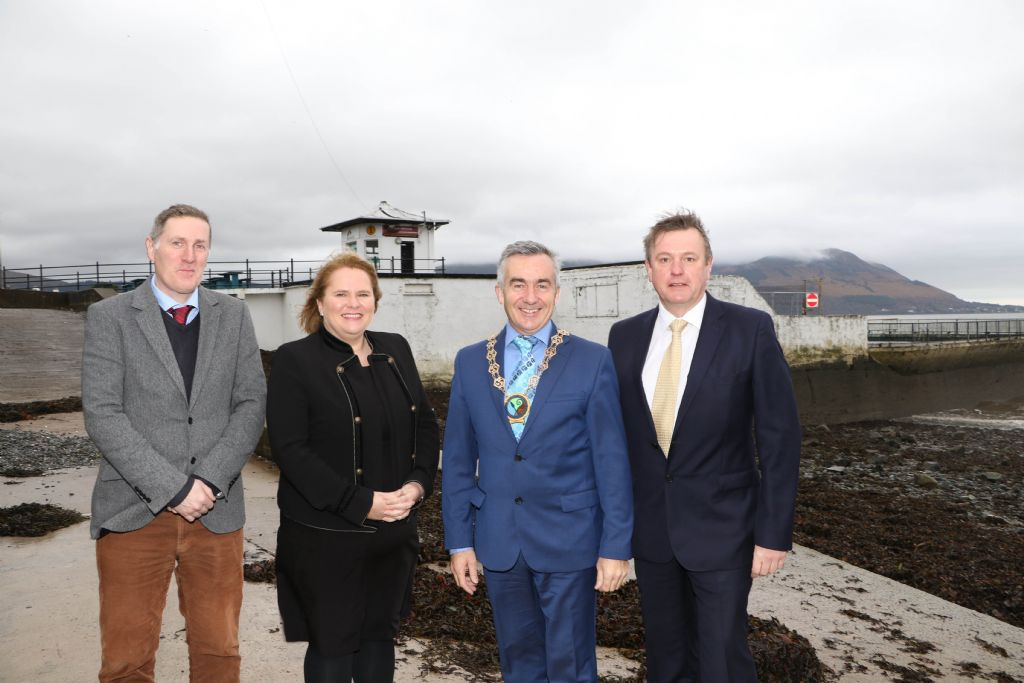 Council Seeks Development Proposals for Warrenpoint Baths