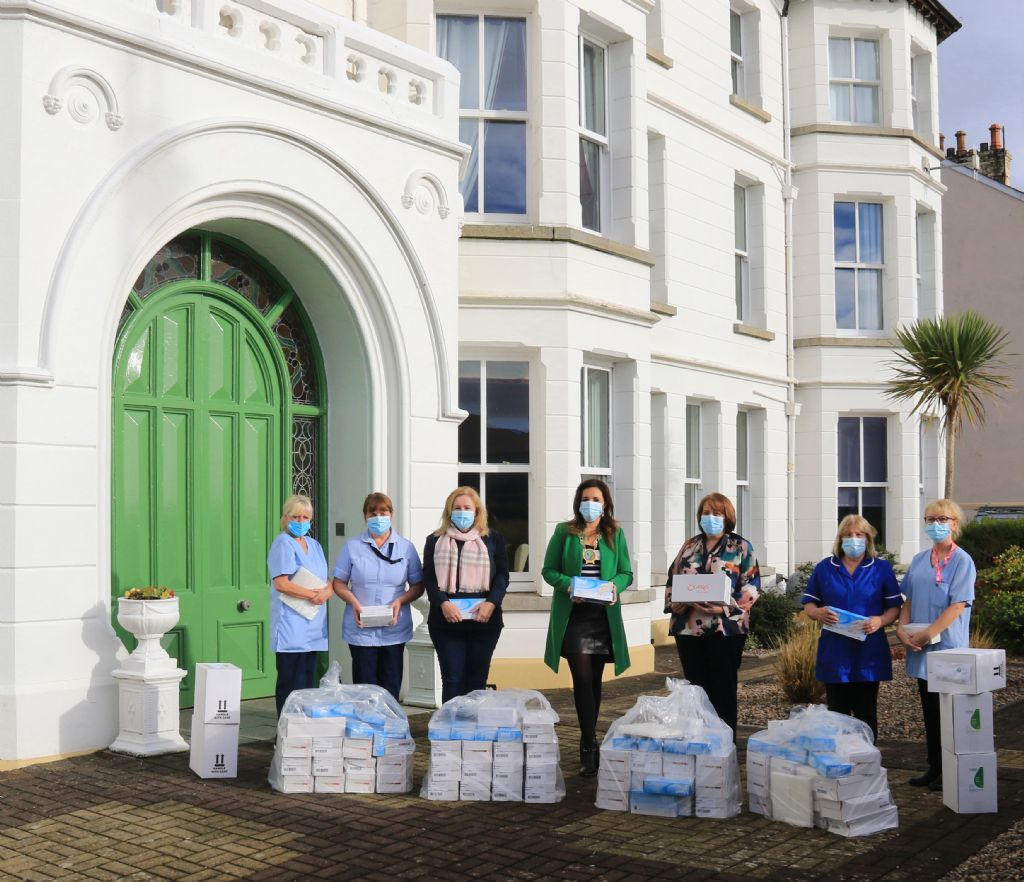 Council Collaboration with China Delivers PPE to Health Care Facilities in the District