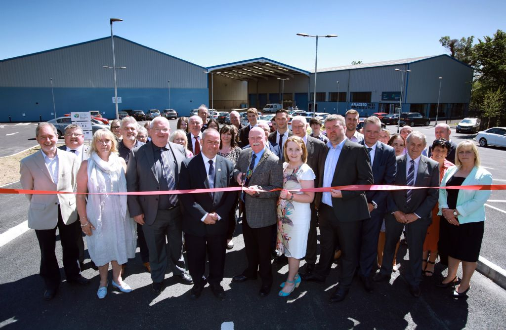New Saintfield Community Centre Now Open