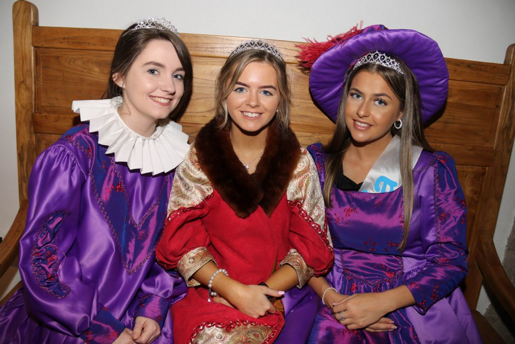 photo 6 maidens of mourne 2019 visit bagenals castle