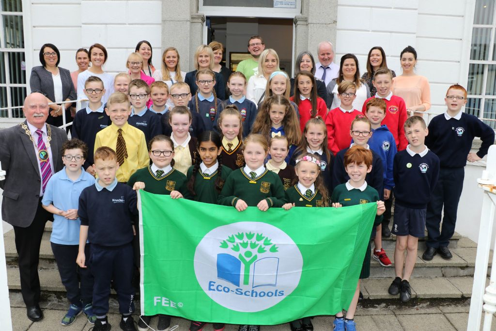 Schools Receive Prestigious Green Flags