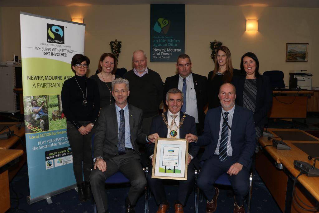 Council Achieves Fairtrade District Status
