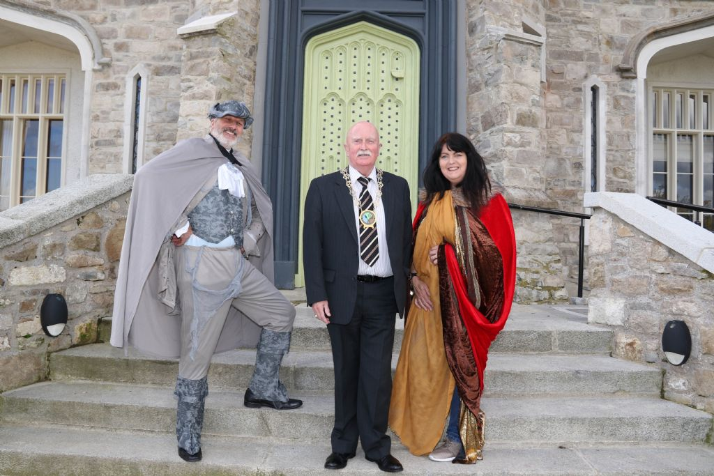 Celebrate the Bards of Creggan at Killeavy Castle