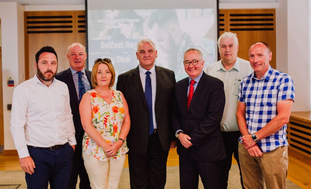 Belfast Region City Deal: Joint Council Forum