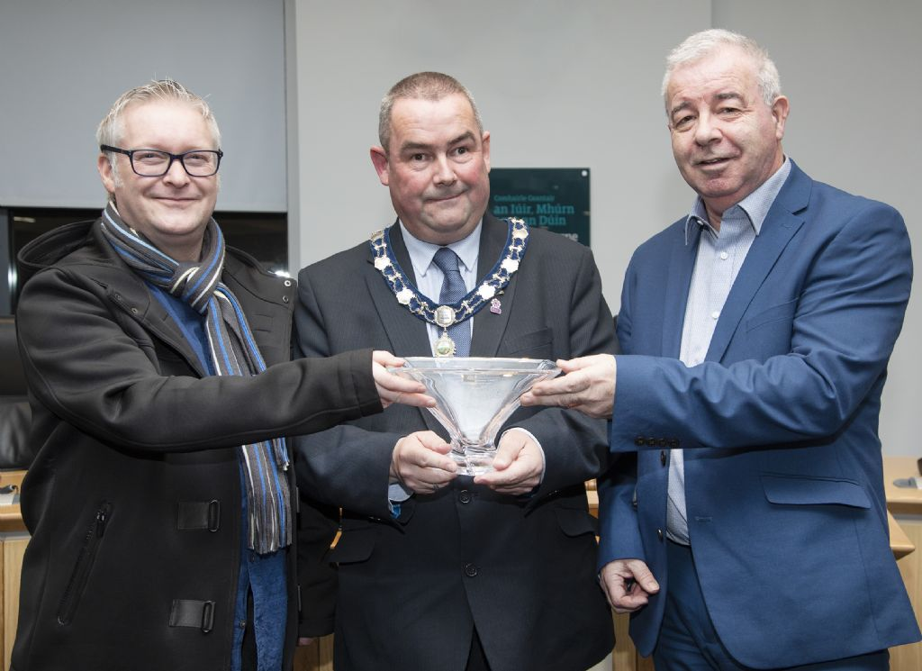 Council Hosts Anniversary Celebrations for Crossgar and Killyleagh Summer Leagues