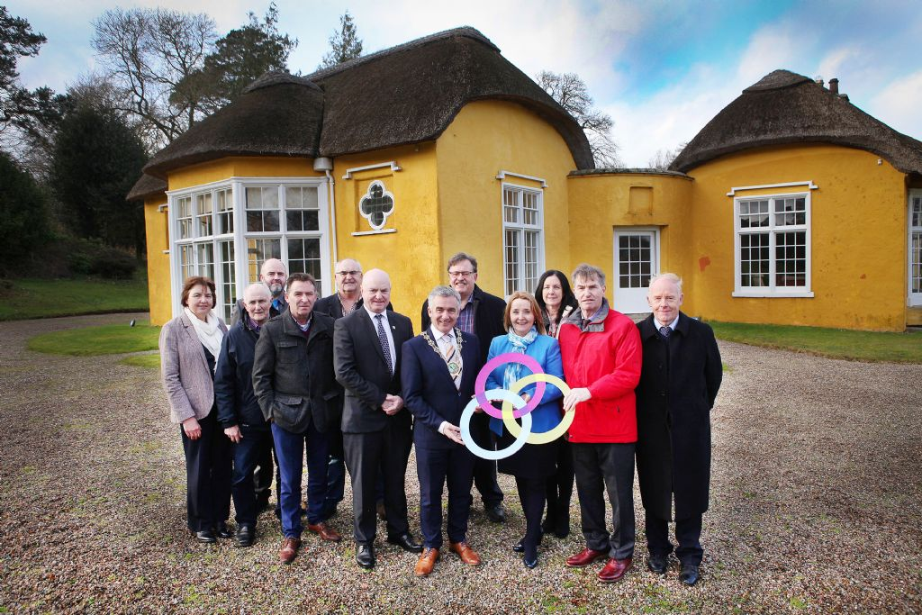 Derrymore and Moore Hall Regeneration Gets Underway