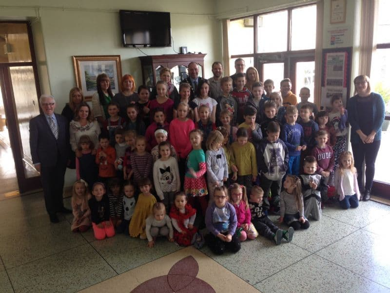 Polish Supplementary School Finds New Home