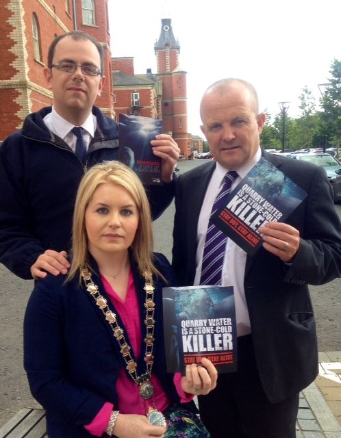 Council Help Promote 'Water Safety' Competition