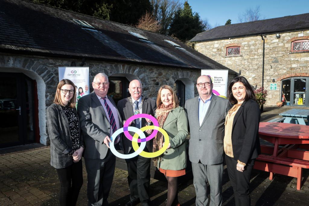 Rural Development Partnership Helps Fund New Healthy Living Centre