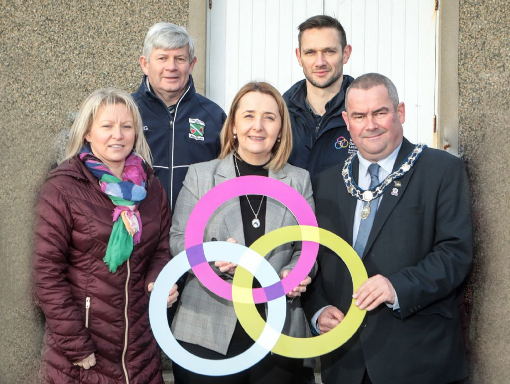 Kilclief to Benefit From Cross Community Hub