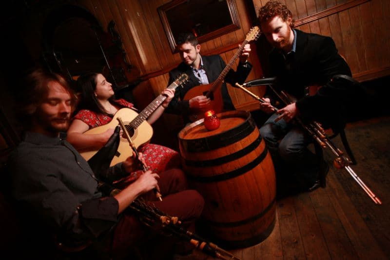 EXCITING YOUNG TRADITIONAL MUSICIANS TO PLAY DOWN ARTS CENTRE