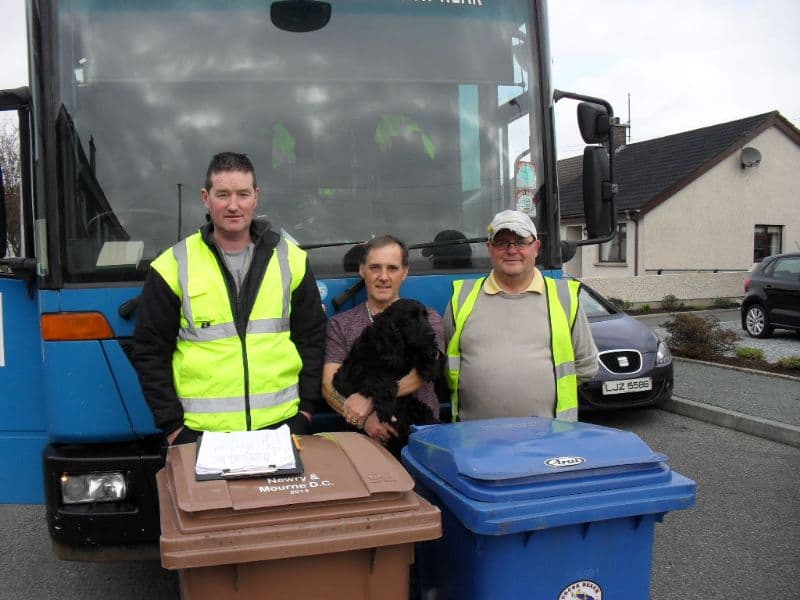Kilkeel Man Wins Recycler of the Month