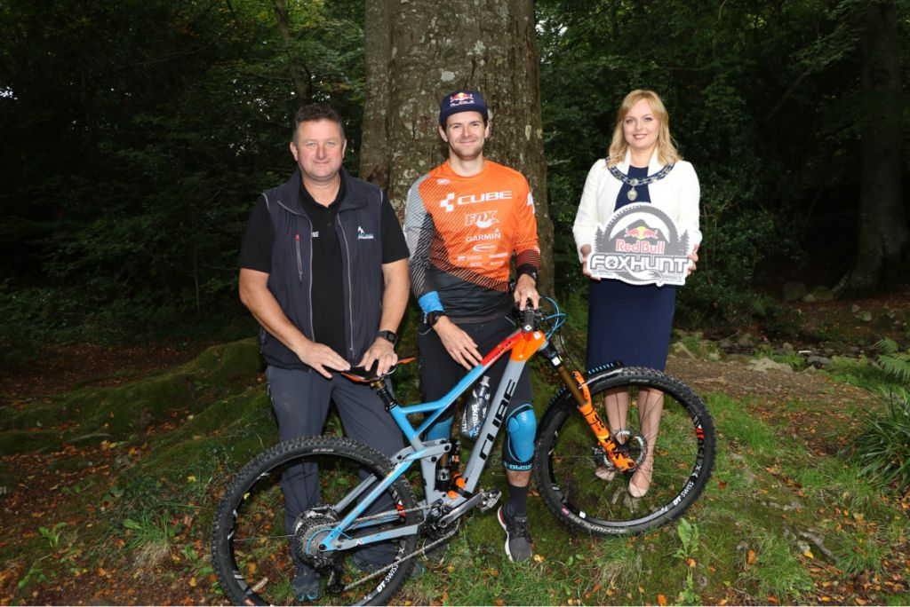 'Foxhunt' Mountain Bike Event Returns to Rostrevor