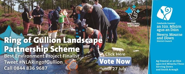 Ring of Gullion Sets Its Sight on Top Award from National Lottery