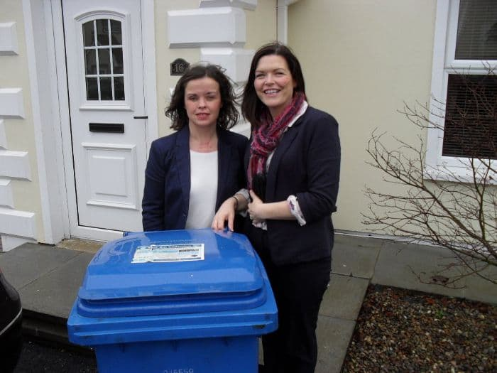Lislea Resident wins November Recycler of the Month
