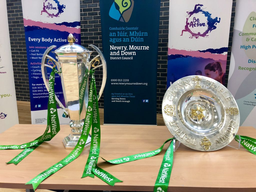 rugby trophy tour