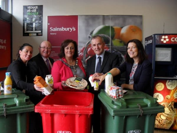 Council's bid to get £1million investment to help Newry to waste less and save more.