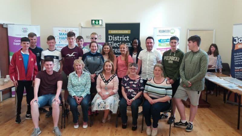Slieve Gullion District Electoral Area Hosts Education and Employment Fair