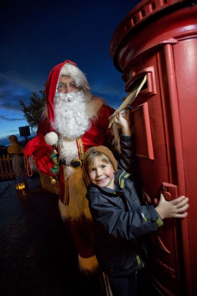 Festive Sparkle at Slieve Croob Public Safety Event