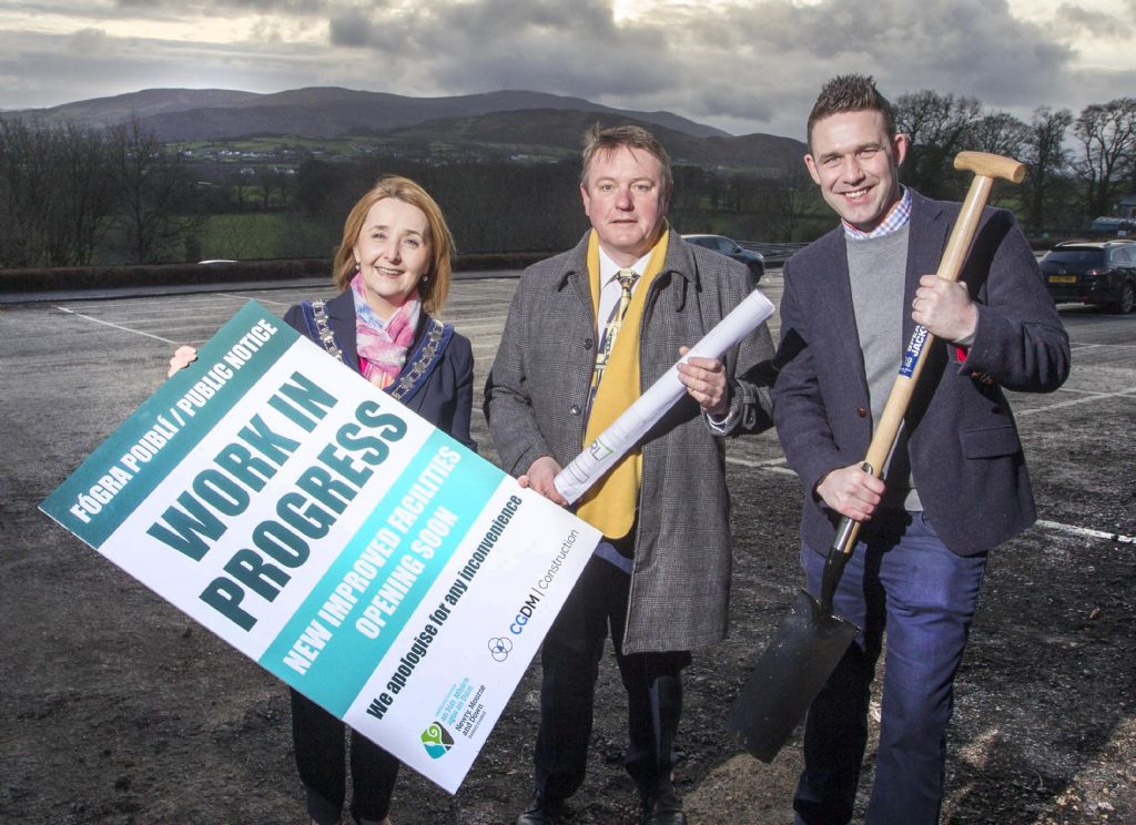 Visitor Facilities at Slieve Gullion Forest Park set for Improvement
