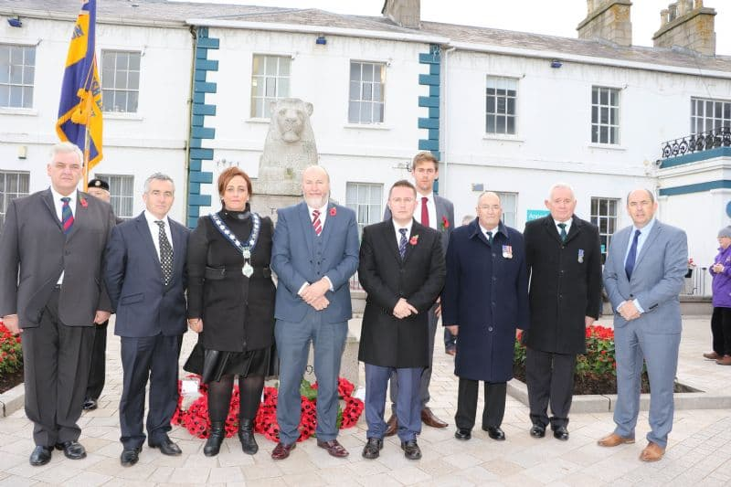 Battle of the Somme Centenary Commemorative Service