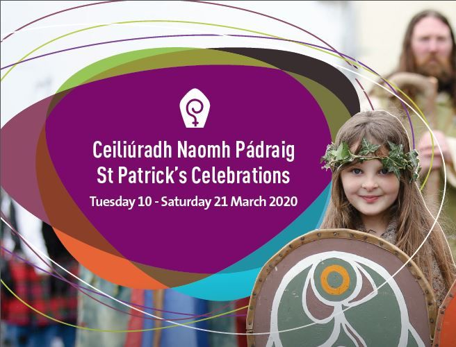 Book your Street Trading stall now for St Patrick's Day in Newry