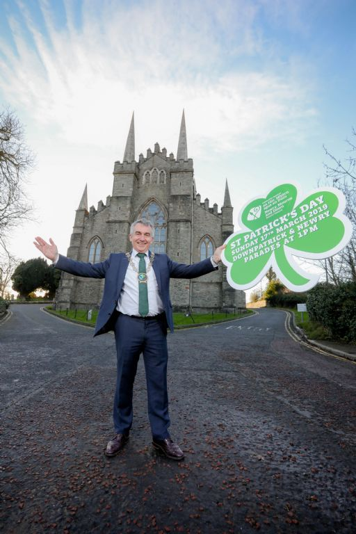 Newry, Mourne and Down Gets Ready for Saint Patrick's Day Celebrations