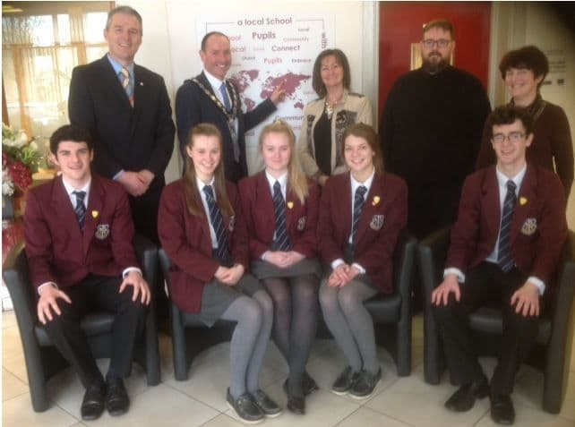 St Paul's High School, Bessbrook Visit Kirovsk, Russia