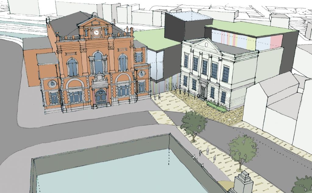 Newry, Mourne and Down District Council Announces Selection of the Design Teams to Lead £20m Transformation of Newry City Centre