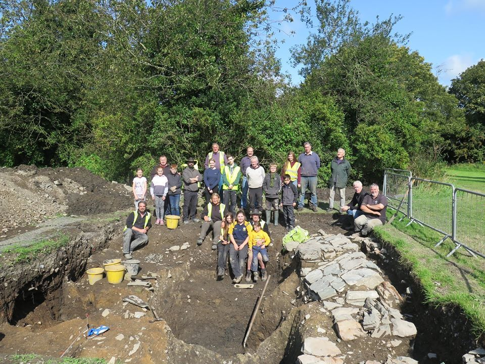 Uncovering Medieval Downpatrick at Down County Museum