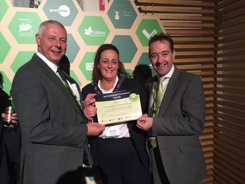 County Down Named In Top 100 Sustainable Destinations