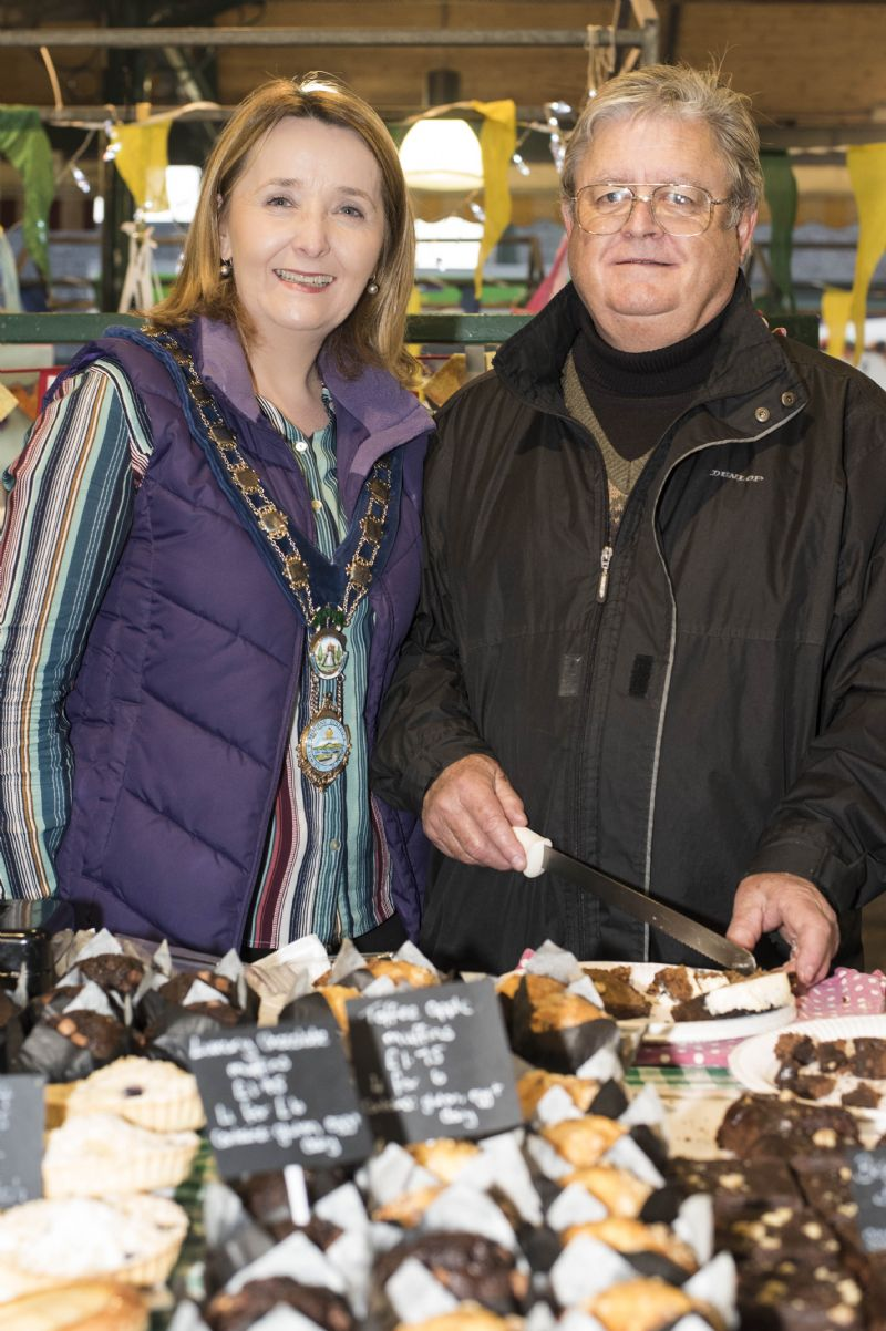 Twilight Market a Huge Success for Newry's Night Time Economy