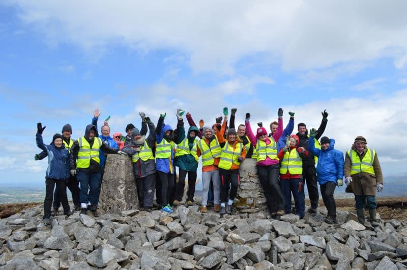 Volunteers Needed to Help Repair the Highest Stone Age Passage Tomb in Ireland