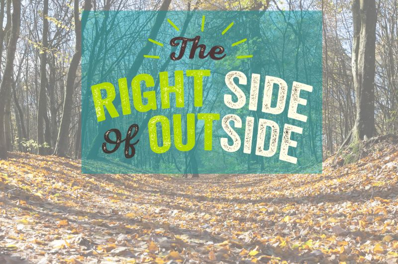 Council Supports Enjoying the Right Side of Outside