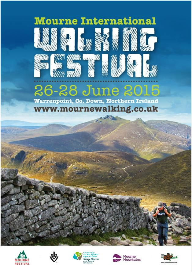 Mourne International Walking Festival 2015