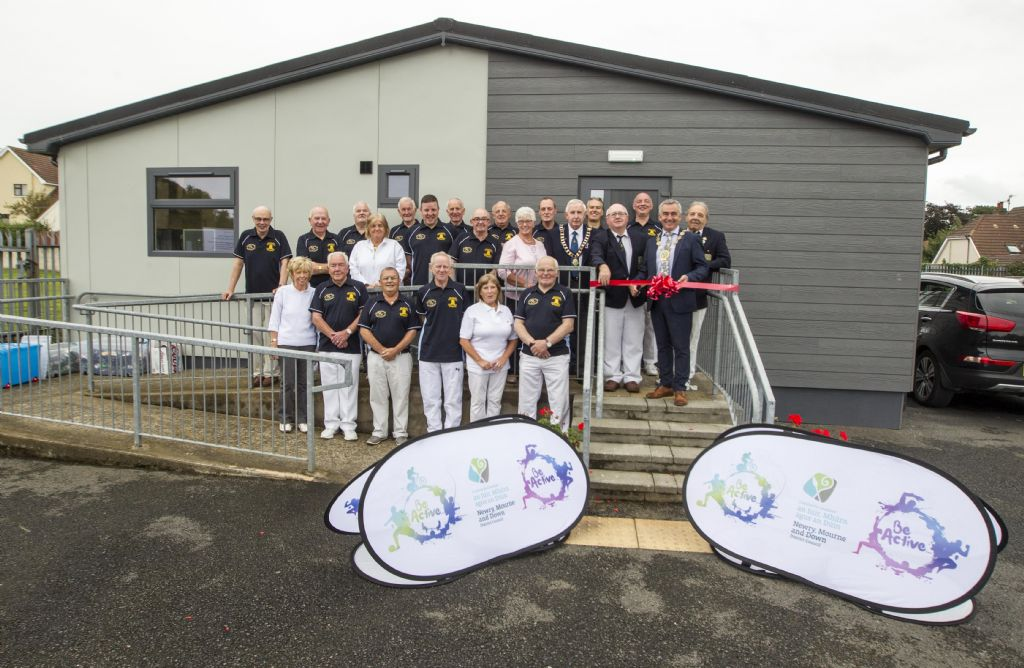 Warrenpoint Bowling Pavilion Redevelopment a Success