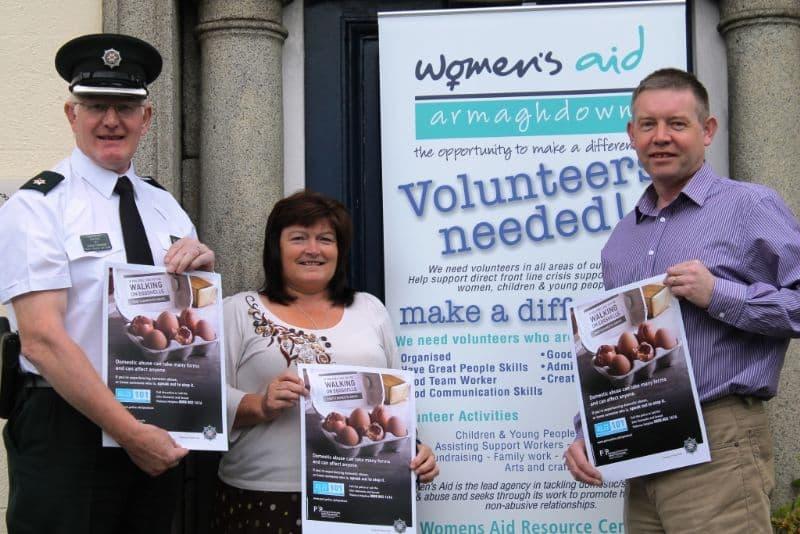 PCSP Womens Aid 'Walking on Eggshells'