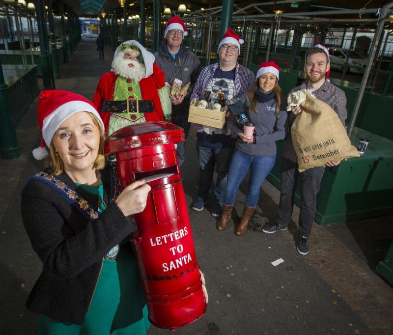 Christmas Shopping and Family Entertainment at Newry Twilight Christmas Market